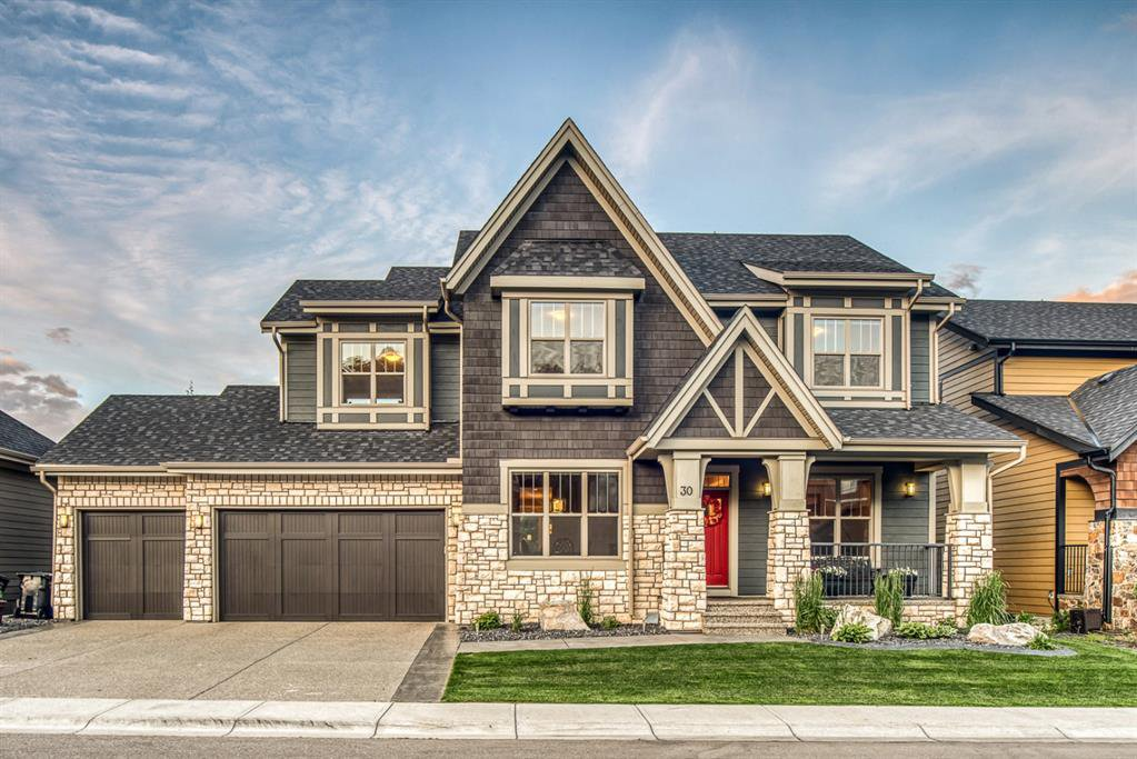Main Photo: 30 ASCOT Crescent SW in Calgary: Aspen Woods Detached for sale : MLS®# A1009577
