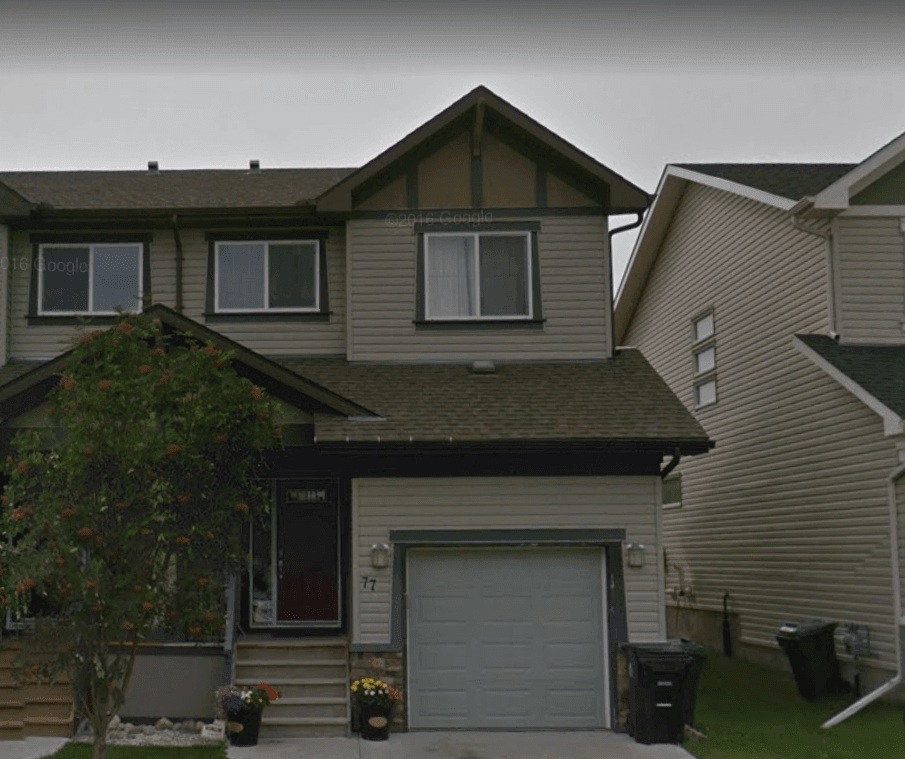 Main Photo: 77 Hartwick Loop in Spruce Grove: House Duplex for rent