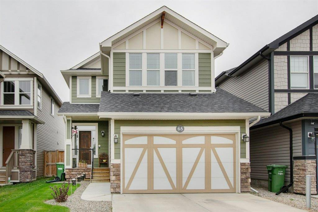 Main Photo: 65 Williamstown Green NW: Airdrie Detached for sale : MLS®# A1034072