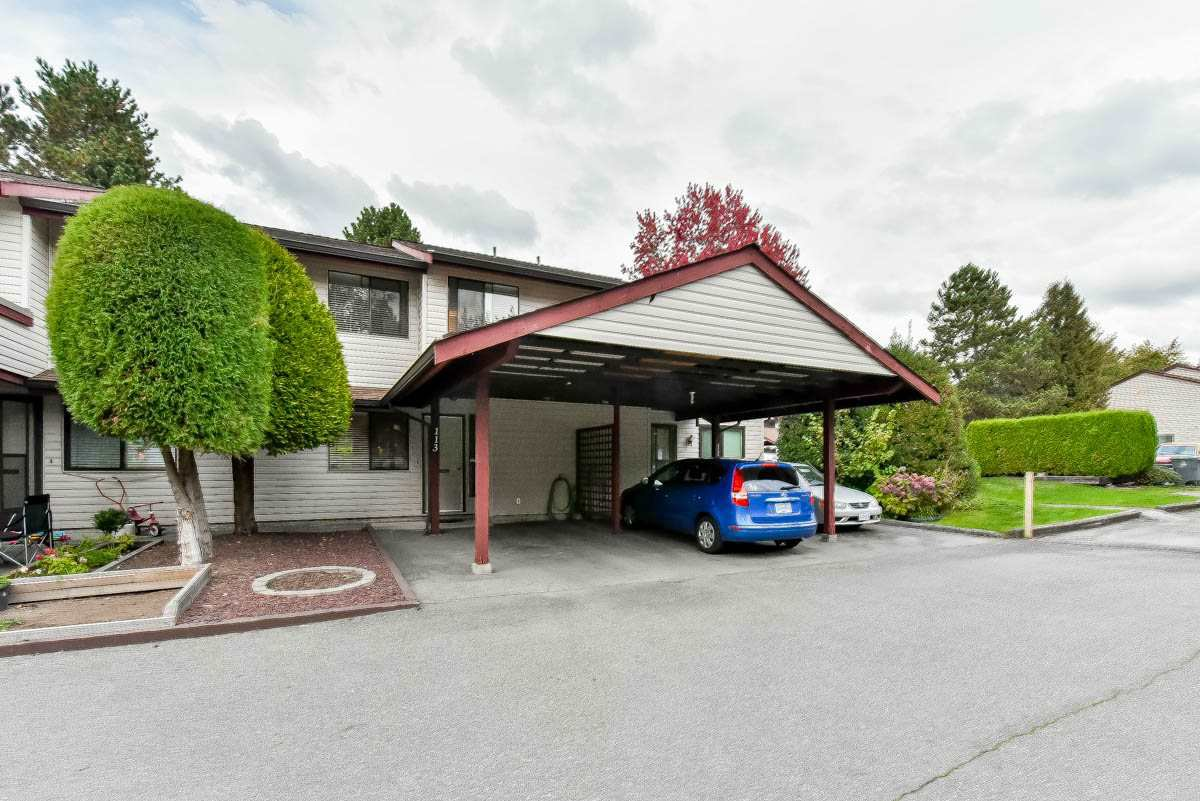 Main Photo: 113 13880 74 AVENUE in Surrey: Townhouse for sale : MLS®# R2114145