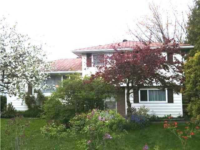 "Main Photo: 3691 WILLIAMS Road in Richmond: Seafair House for sale in ""THE MONDS IN SEAFAIR"" : MLS®# V911189"