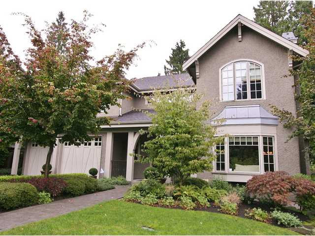 Main Photo: 5788 HIGHBURY Street in Vancouver: Southlands House  (Vancouver West)  : MLS®# V912528