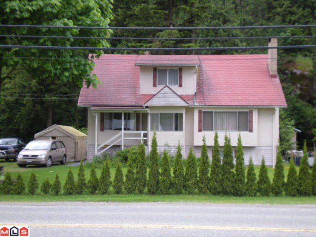Main Photo: 856 HOT SPRINGS Road: Harrison Hot Springs House for sale : MLS®# H1202469