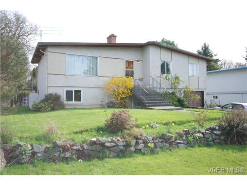 Main Photo: 4211 Panorama Drive in VICTORIA: SE High Quadra Single Family Detached for sale (Saanich East)  : MLS®# 335079