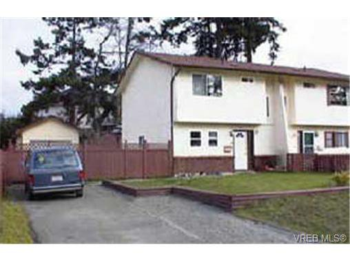 Main Photo: 684 Marlisa Pl in : La Mill Hill Half Duplex for sale (Langford)  : MLS®# 254415