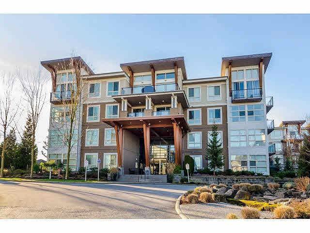 """Main Photo: 323 6628 120TH Street in Surrey: West Newton Condo for sale in """"Salus"""" : MLS®# F1429753"""