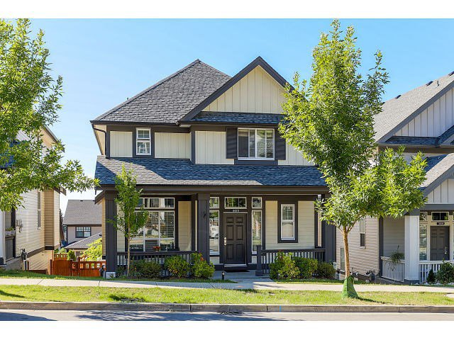 Main Photo: 3470 GALLOWAY AVE - LISTED BY SUTTON CENTRE REALTY in Coquitlam: Burke Mountain House for sale : MLS®# V1137200