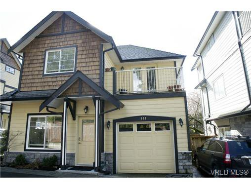 Main Photo: 111 2645 Millstream Rd in VICTORIA: La Mill Hill Single Family Detached for sale (Langford)  : MLS®# 723218