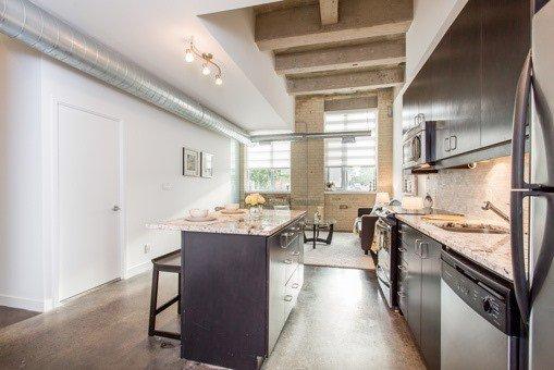 Photo 14: Photos: 124 201 Carlaw Avenue in Toronto: South Riverdale Condo for sale (Toronto E01)  : MLS®# E3599061