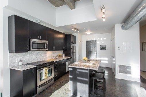 Photo 19: Photos: 124 201 Carlaw Avenue in Toronto: South Riverdale Condo for sale (Toronto E01)  : MLS®# E3599061