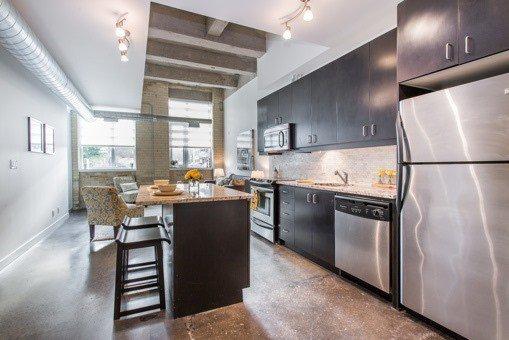 Photo 16: Photos: 124 201 Carlaw Avenue in Toronto: South Riverdale Condo for sale (Toronto E01)  : MLS®# E3599061