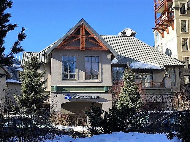 "Main Photo: 416 4295 BLACKCOMB Way in Whistler: Whistler Village Condo for sale in ""WHISTLER PEAK LODGE"" : MLS®# R2135843"