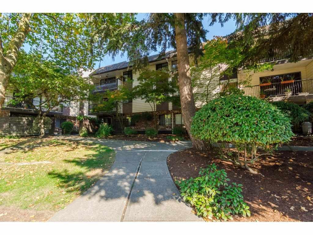 "Main Photo: 205 7426 138 Street in Surrey: East Newton Condo for sale in ""Glencoe Estates"" : MLS®# R2197155"