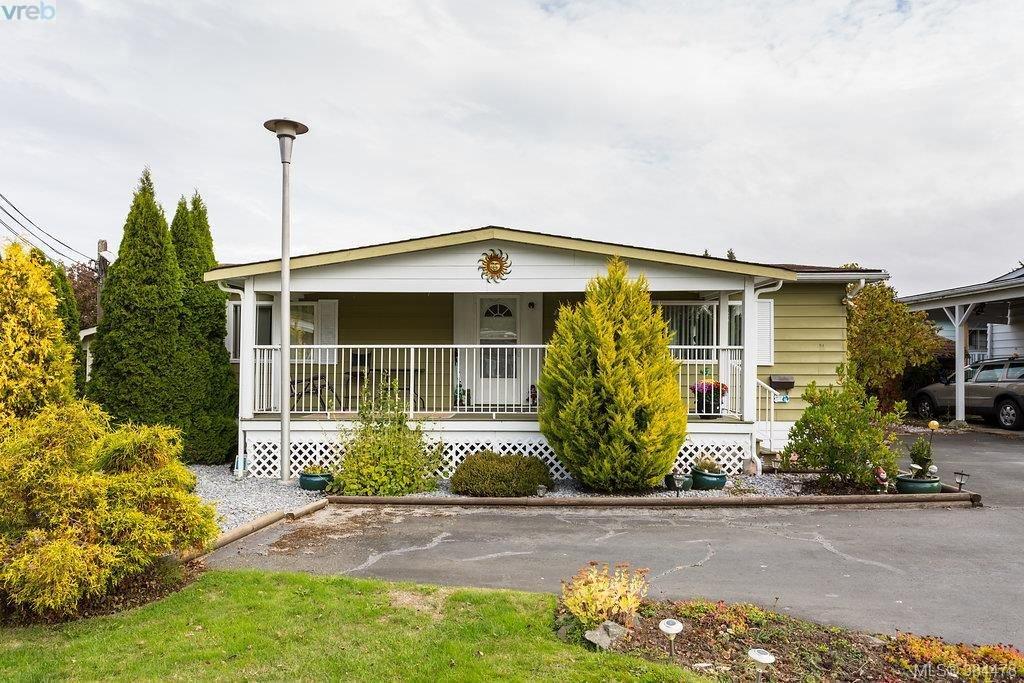 Main Photo: 28 1498 Admirals Rd in VICTORIA: Es Esquimalt Manufactured Home for sale (Esquimalt)  : MLS®# 772790