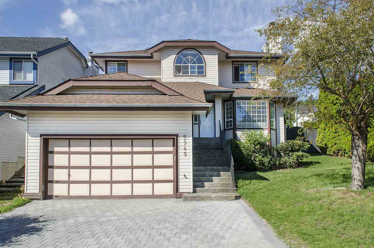 Main Photo: 2949 VALLEYVISTA Drive in Coquitlam: Westwood Plateau House for sale : MLS®# R2217204