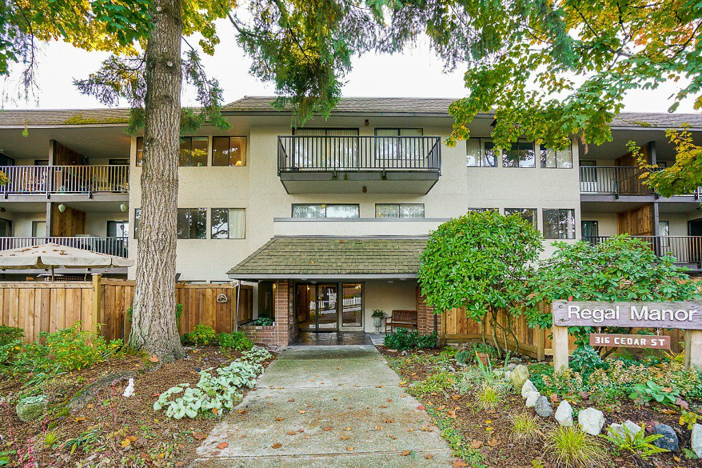 Main Photo: 211 316 Cedar Street in New Westminster: Sapperton Condo for sale