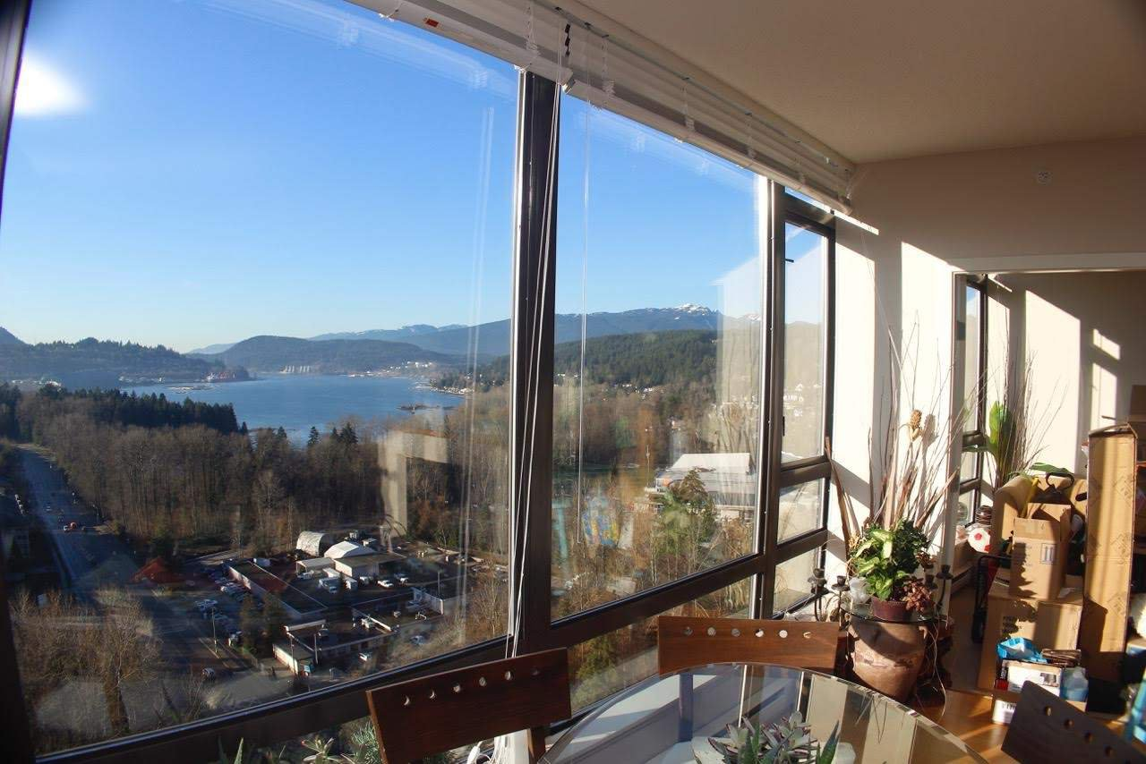 "Main Photo: 2105 110 BREW Street in Port Moody: Port Moody Centre Condo for sale in ""ARIA"" : MLS®# R2227195"