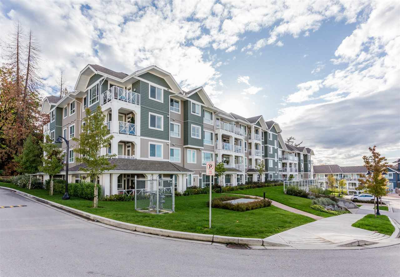 Main Photo: 314 16388 64 AVENUE in Surrey: Cloverdale BC Condo for sale (Cloverdale)  : MLS®# R2213779