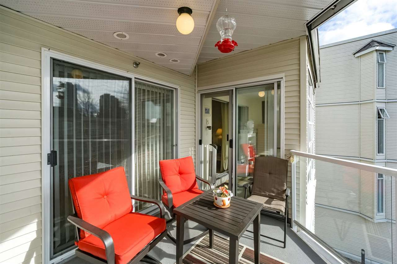 """Photo 17: Photos: 322 1220 LASALLE Place in Coquitlam: Canyon Springs Condo for sale in """"MOUNTAINSIDE PLACE"""" : MLS®# R2245407"""