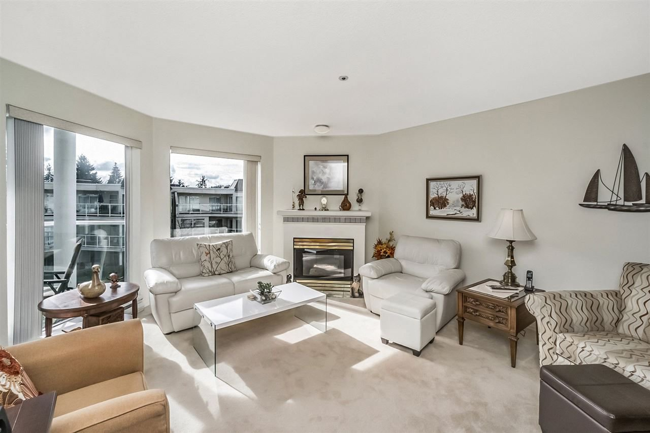 """Photo 3: Photos: 322 1220 LASALLE Place in Coquitlam: Canyon Springs Condo for sale in """"MOUNTAINSIDE PLACE"""" : MLS®# R2245407"""