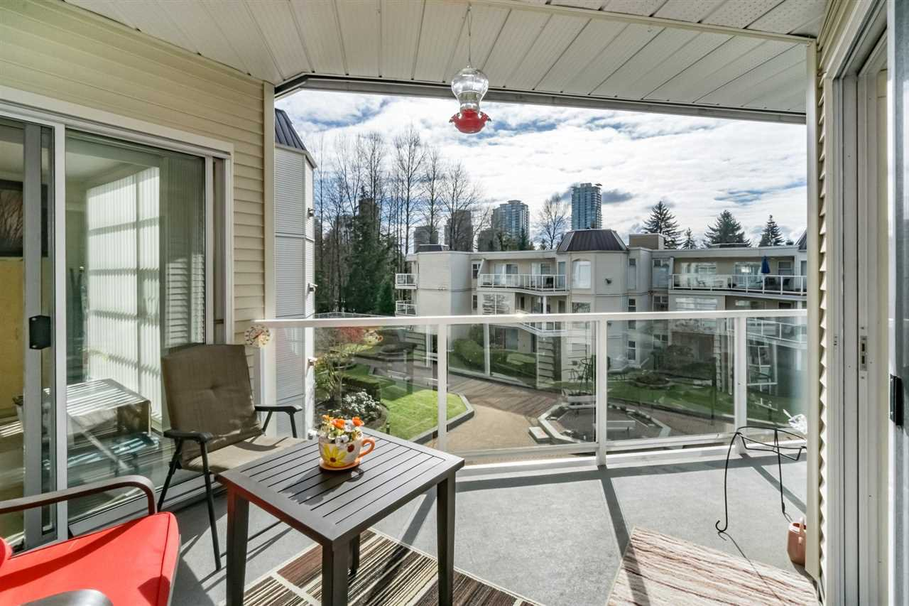 """Photo 2: Photos: 322 1220 LASALLE Place in Coquitlam: Canyon Springs Condo for sale in """"MOUNTAINSIDE PLACE"""" : MLS®# R2245407"""
