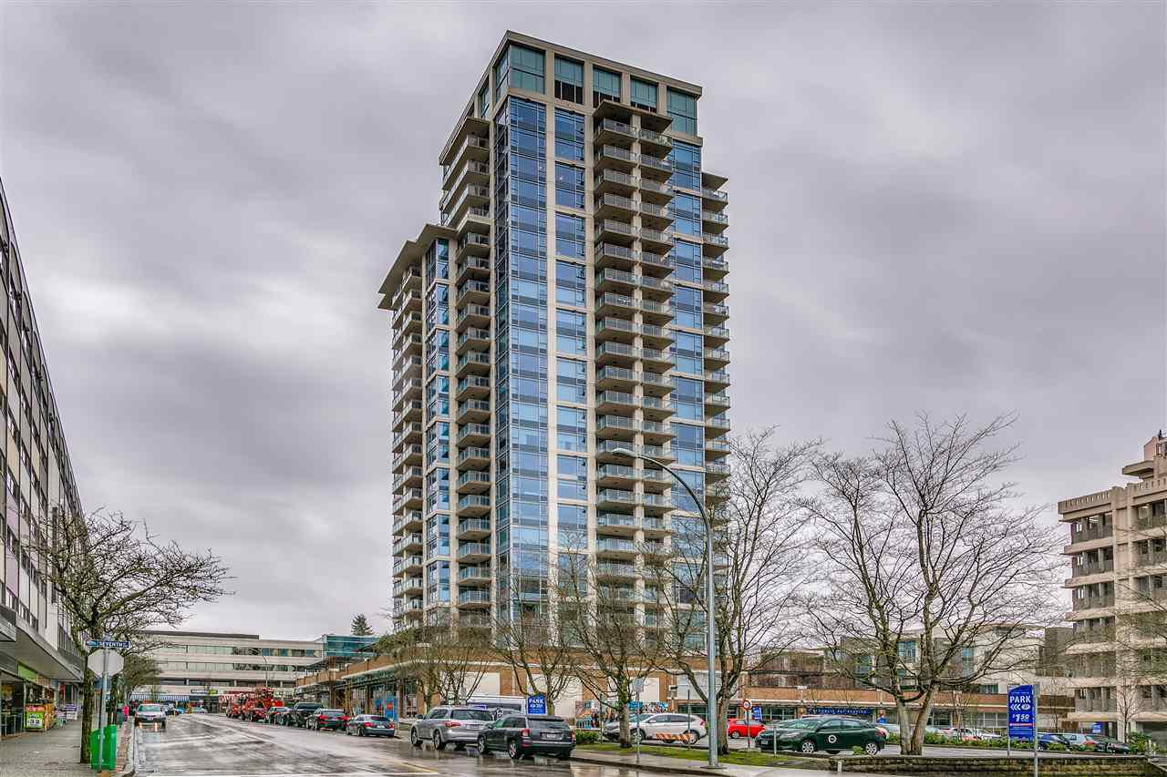 "Main Photo: 2103 608 BELMONT Street in New Westminster: Uptown NW Condo for sale in ""THE VICEROY"" : MLS®# R2246479"