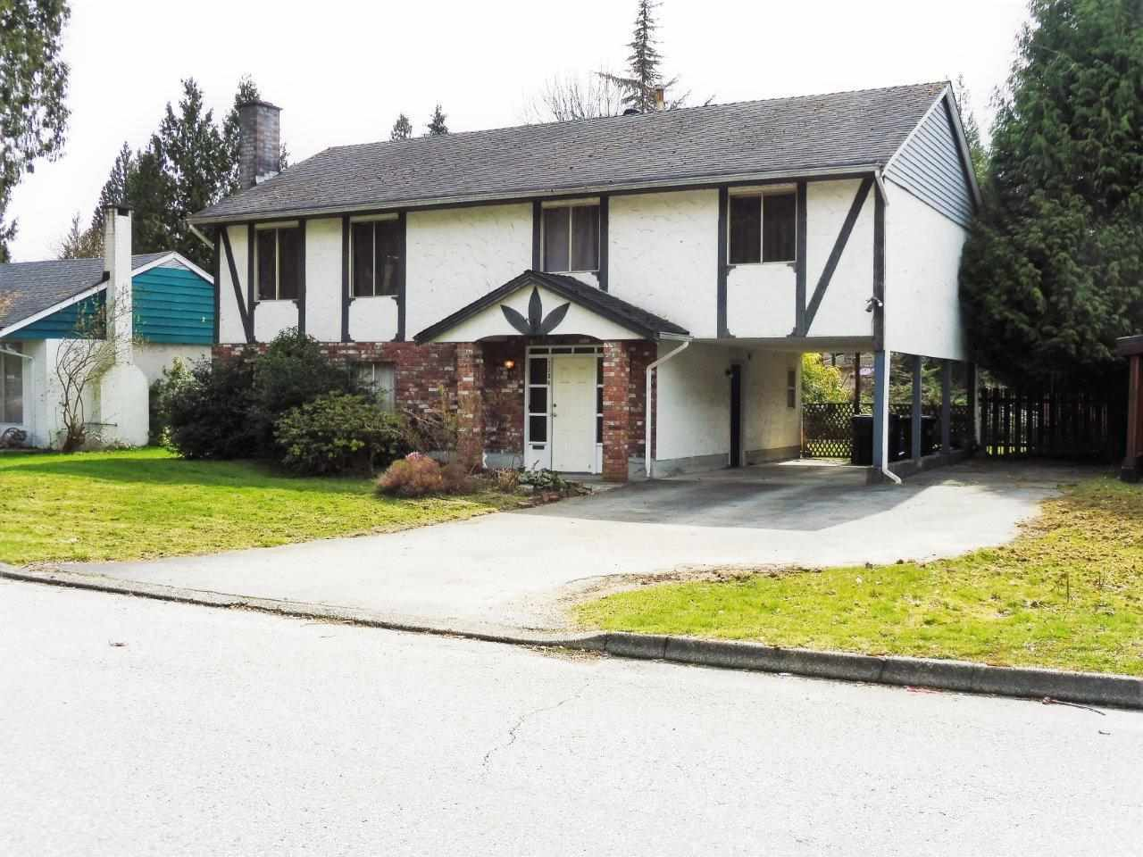 """Main Photo: 1386 LARKSPUR Drive in Port Coquitlam: Birchland Manor House for sale in """"BIRCHLAND MANOR"""" : MLS®# R2256448"""