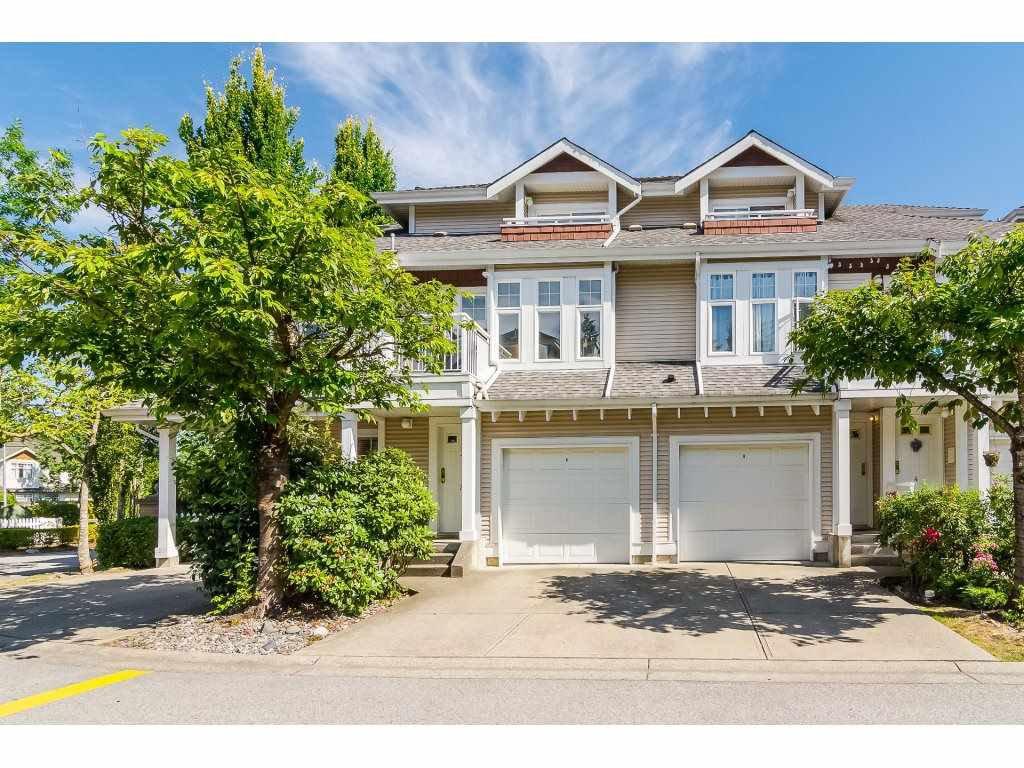 "Main Photo: 2 9036 208 Street in Langley: Walnut Grove Townhouse for sale in ""Hunter's Glen"" : MLS®# R2289925"