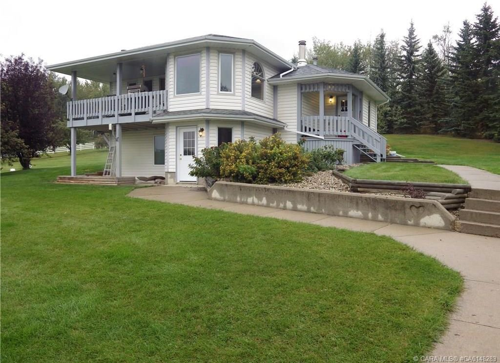 Main Photo: 421058 Range Road 50 in Rural Ponoka County: PC Rural Ponoka Farm for sale (Ponoka County)  : MLS®# CA0148283