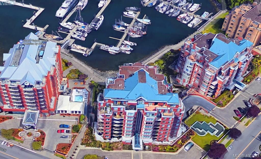Main Photo: 204 630 Montreal Street in VICTORIA: Vi James Bay Condo Apartment for sale (Victoria)  : MLS®# 400303