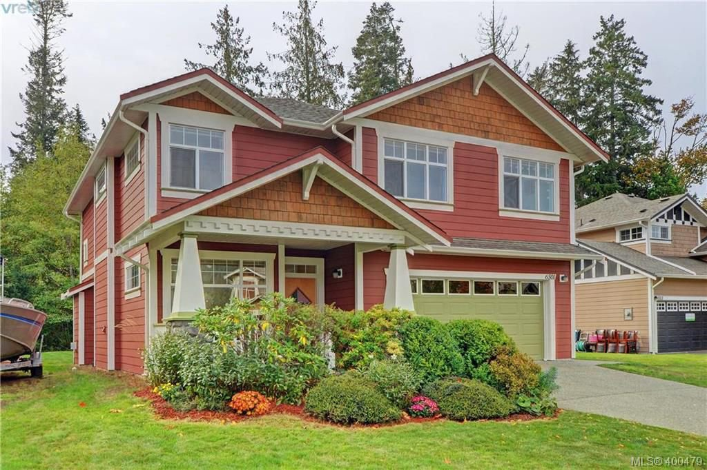 Main Photo: 6501 Stonewood Dr in SOOKE: Sk Sunriver Single Family Detached for sale (Sooke)  : MLS®# 799061
