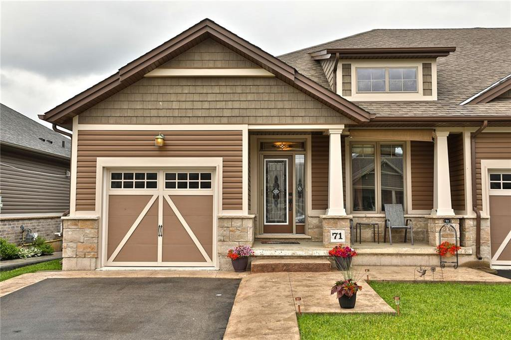 Photo 1: Photos: 71 FORESTVIEW Court in Smithville: Residential for sale : MLS®# H4056277