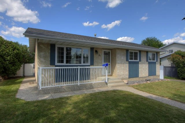 Main Photo: 47 WESTVIEW Crescent: Spruce Grove House for sale : MLS®# E4162308