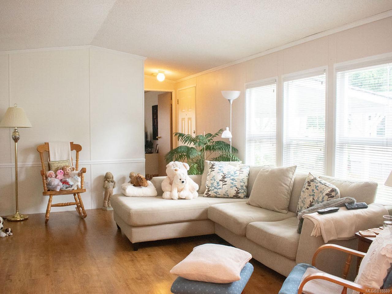 Photo 6: Photos: 27 6225 Lugrin Rd in PORT ALBERNI: PA Alberni Valley Manufactured Home for sale (Port Alberni)  : MLS®# 818889