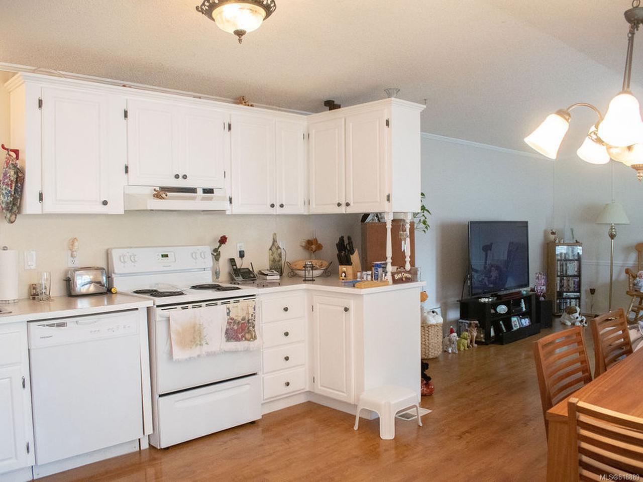 Photo 4: Photos: 27 6225 Lugrin Rd in PORT ALBERNI: PA Alberni Valley Manufactured Home for sale (Port Alberni)  : MLS®# 818889