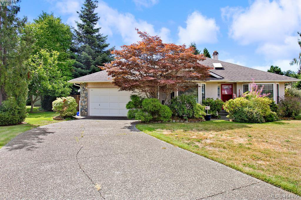 Main Photo: 1191 Woodheath Lane in VICTORIA: SE Sunnymead Single Family Detached for sale (Saanich East)  : MLS®# 414499