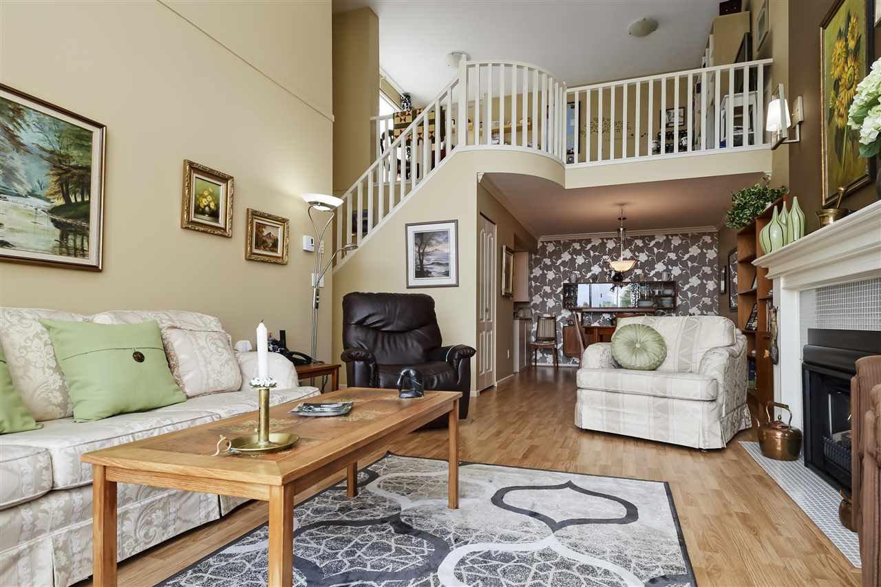 "Main Photo: 311 13918 72 Avenue in Surrey: East Newton Condo for sale in ""Tudor Park"" : MLS®# R2404281"