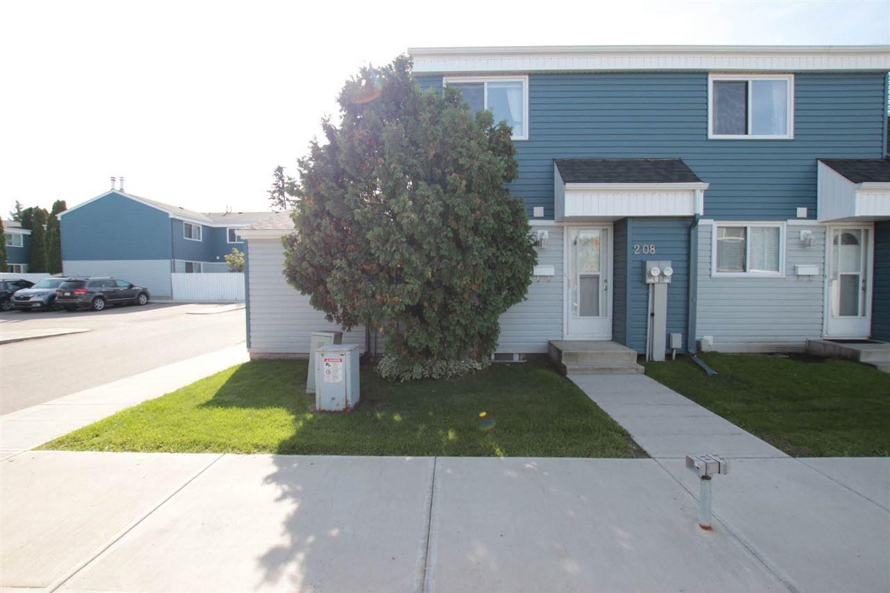 Main Photo: 208 14707 53 Avenue in Edmonton: Zone 14 Townhouse for sale : MLS®# E4174090