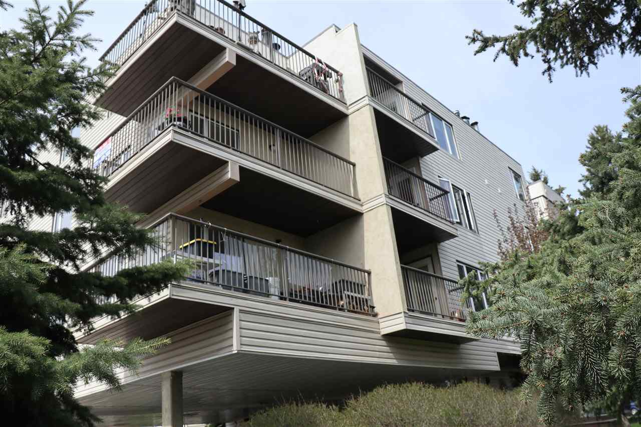 Main Photo: 303 9505 77 Avenue in Edmonton: Zone 17 Condo for sale : MLS®# E4176293