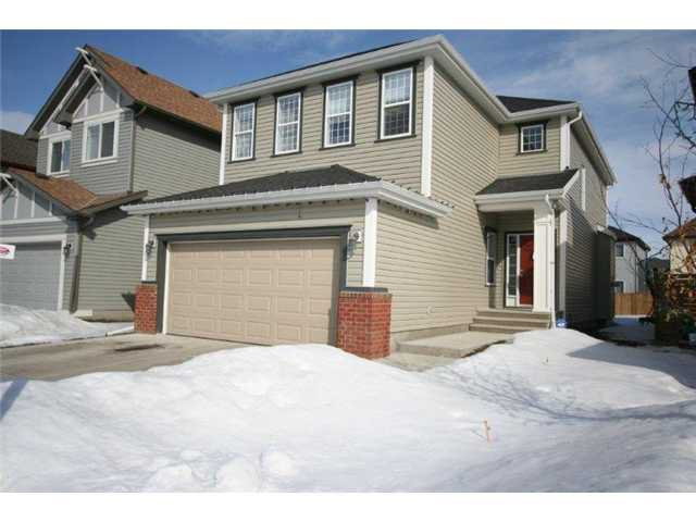 Main Photo: 7 COPPERSTONE Mews SE in CALGARY: Copperfield Residential Detached Single Family for sale (Calgary)  : MLS®# C3464125