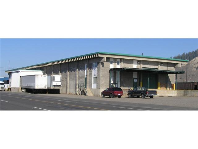 Main Photo: 1840 1ST Avenue in PRINCE GEORGE: Downtown Commercial for lease (PG City Central (Zone 72))  : MLS®# N4504847