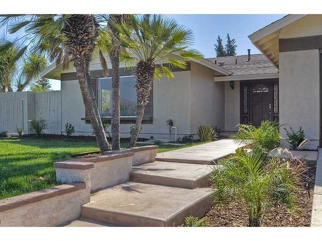 Main Photo: POWAY House for sale : 4 bedrooms : 14612 Poway Mesa