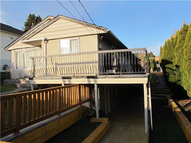 Main Photo: 311 SIMPSON Street in New Westminster: Sapperton House for sale : MLS®# V1038448
