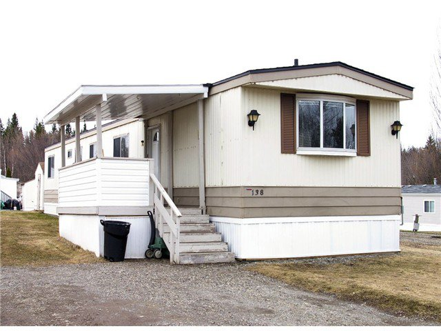 "Main Photo: 138 1000 INVERNESS Road in Prince George: Aberdeen Manufactured Home for sale in ""INVERNESS ESTATES"" (PG City North (Zone 73))  : MLS®# N234858"