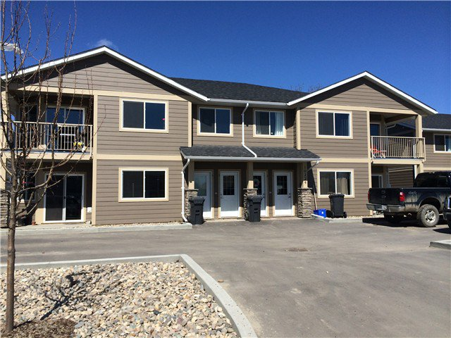 """Main Photo: 2 10224 97TH Avenue in Fort St. John: Fort St. John - City SW Condo for sale in """"DOWNTOWN"""" (Fort St. John (Zone 60))  : MLS®# N236513"""