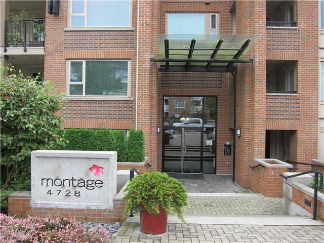 Main Photo: 120 4728 DAWSON Street in Burnaby: Brentwood Park Condo for sale (Burnaby North)  : MLS®# V1088631