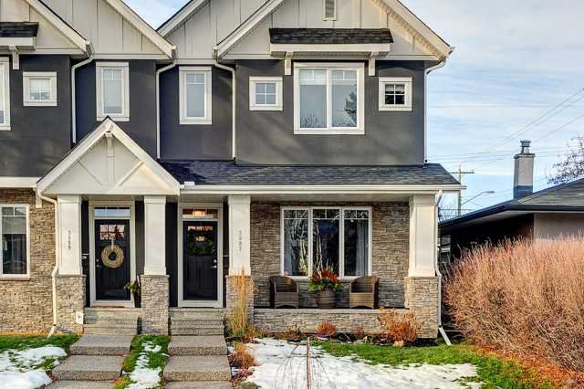Main Photo: 3007 28 Street SW in Calgary: Killarney_Glengarry Residential Attached for sale : MLS®# C3646026