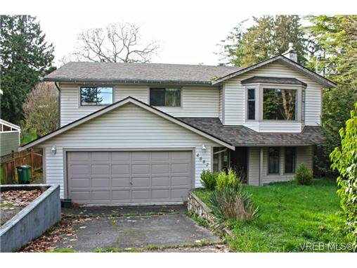 Main Photo: 4882 Cordova Bay Road in VICTORIA: SE Cordova Bay Single Family Detached for sale (Saanich East)  : MLS®# 346899