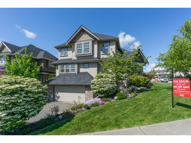 """Main Photo: 5915 164TH Street in Surrey: Cloverdale BC House for sale in """"WEST CLOVERDALE"""" (Cloverdale)  : MLS®# F1439520"""