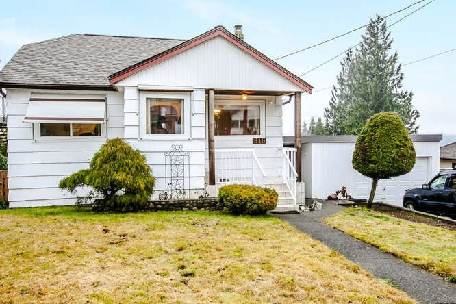 Main Photo: 316 DEVOY Street in New Westminster: The Heights NW House for sale : MLS®# R2030645